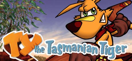 TY-the-Tasmanian-Tiger-sur-Steam-wallpaper-wp50013388