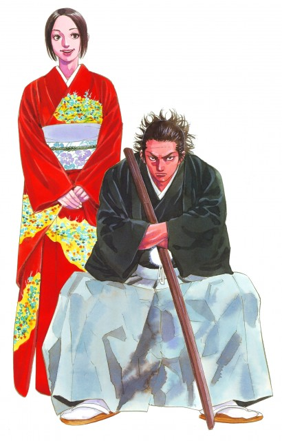 Takehiko-Inoue-Vagabond-Art-of-Vagabond-Water-Otsu-Musashi-Miyamoto-Vagabond-wallpaper-wp50012612