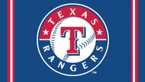 Texas Rangers tapet