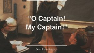 Dead Poets Society behang