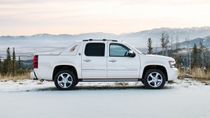 Chevrolet Avalanche tapetti