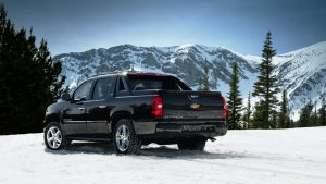 Chevrolet Avalanche tapet