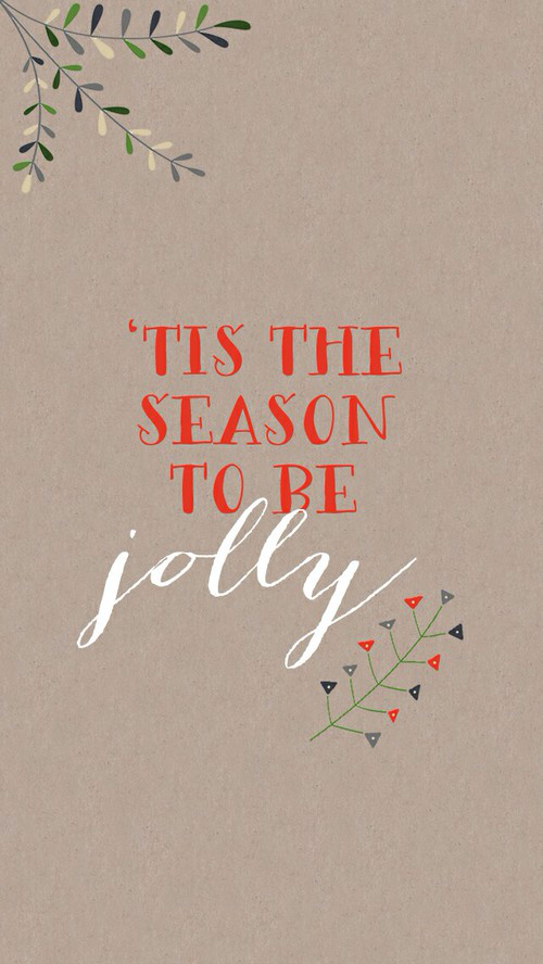 Tis-the-season-to-be-jolly-Iphone-background-wallpaper-wp44012242