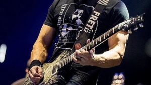 Mark Tremonti The Man Who Holds My Heart And My Ears wallpaper