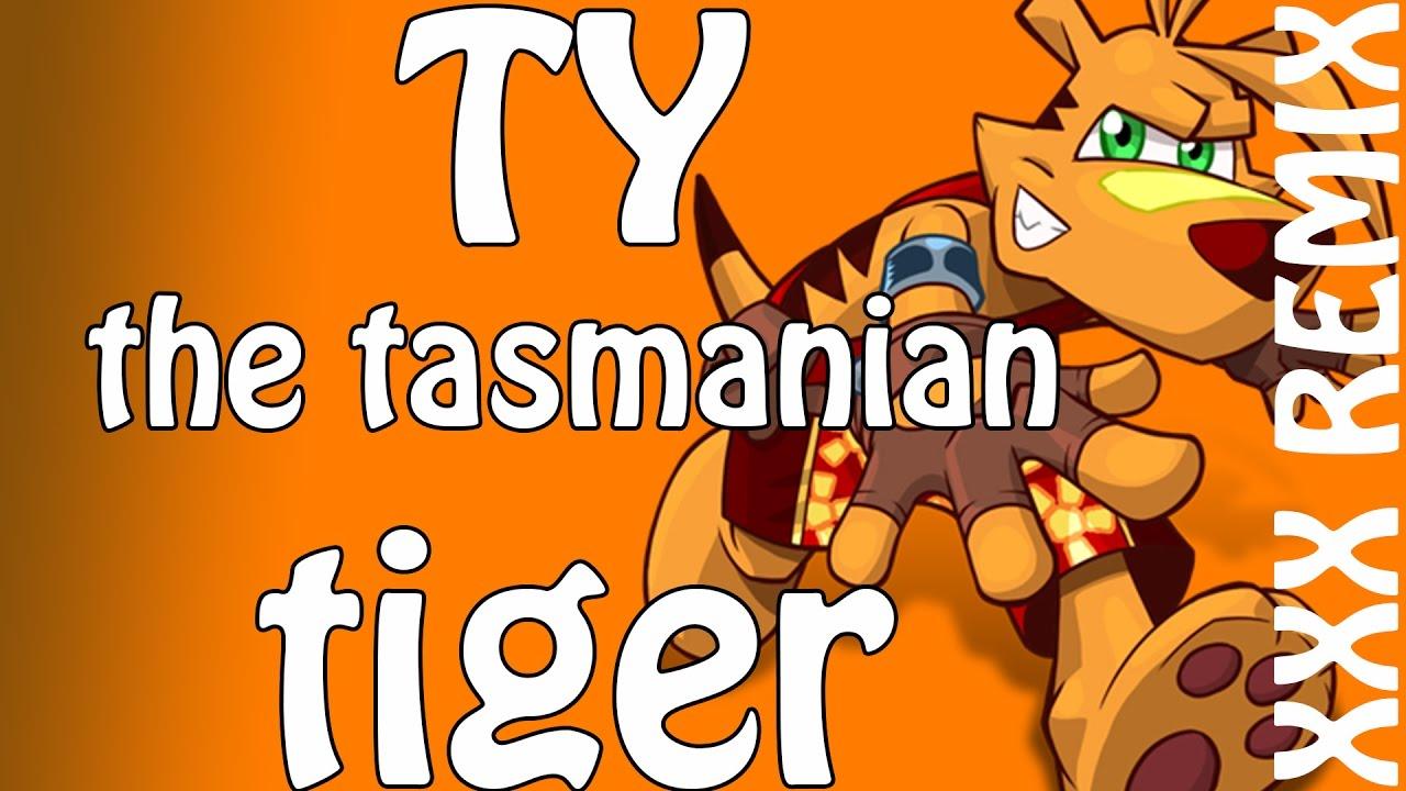 Ty-the-Tasmanian-Tiger-XXX-RemiX-wallpaper-wp50013391