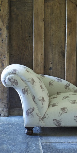 Upholstered-in-Emily-Bond-English-Setter-Linen-Union-wallpaper-wp4210239