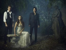 The Vampire Diaries Posters wallpaper