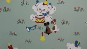 Vintage Childrens wallpaper