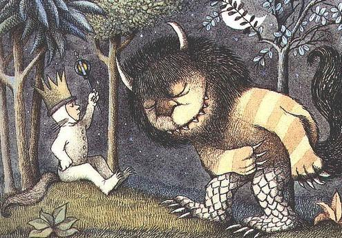 Where-The-Wild-Things-Are-by-Maurice-Sendak-wallpaper-wp5401114