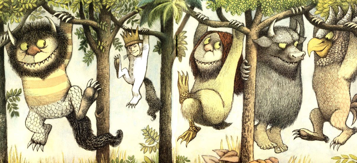 Where-The-Wild-Things-Are-by-Maurice-Sendak-wallpaper-wp5409819