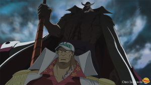 Whitebeard tapet