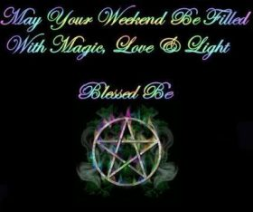 Pagan and Wiccan Art and Beauty wallpaper