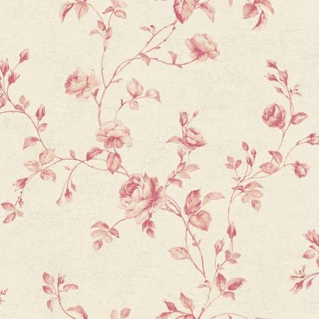 York-Wallcoverings-KH-Kitchen-and-Bath-Rose-Toile-White-wallpaper-wp4210967