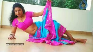 Half saree wallpaper