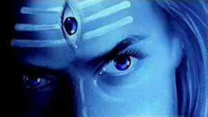Lord Shiva Tapete