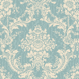 allen-roth-Blue-Strippable-Non-Woven-Paper-Prepasted-accent-wall-victorian-style-guest-b-wallpaper-wp423574
