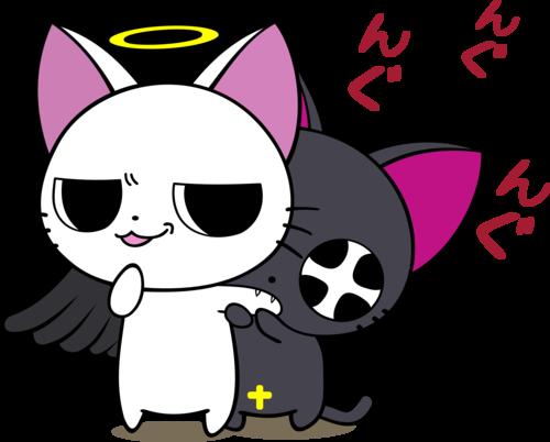 angels-cats-animals-vampires-anime-Nyanpire-wallpaper-wp4404445-1