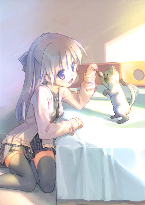 anime-girl-and-kitty-wallpaper-wp5004563