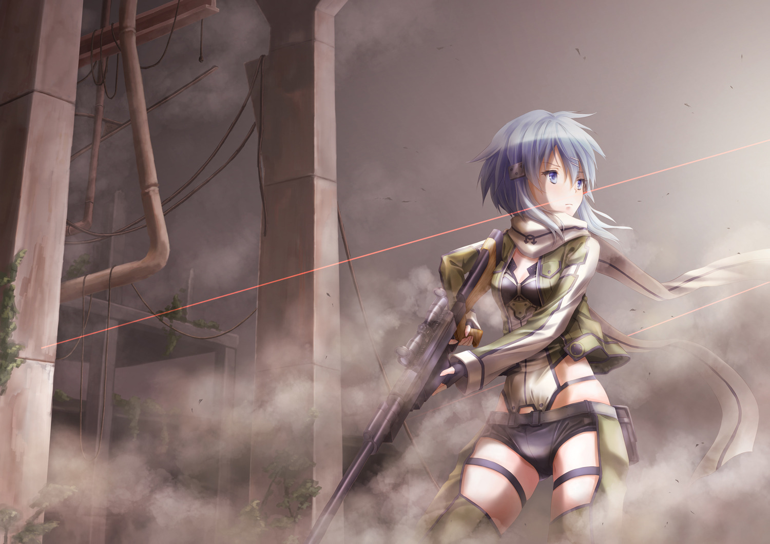 anime-illust-sao-sinon-wallpaper-wp421361