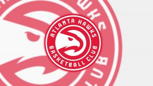 Atlanta Hawks tapet