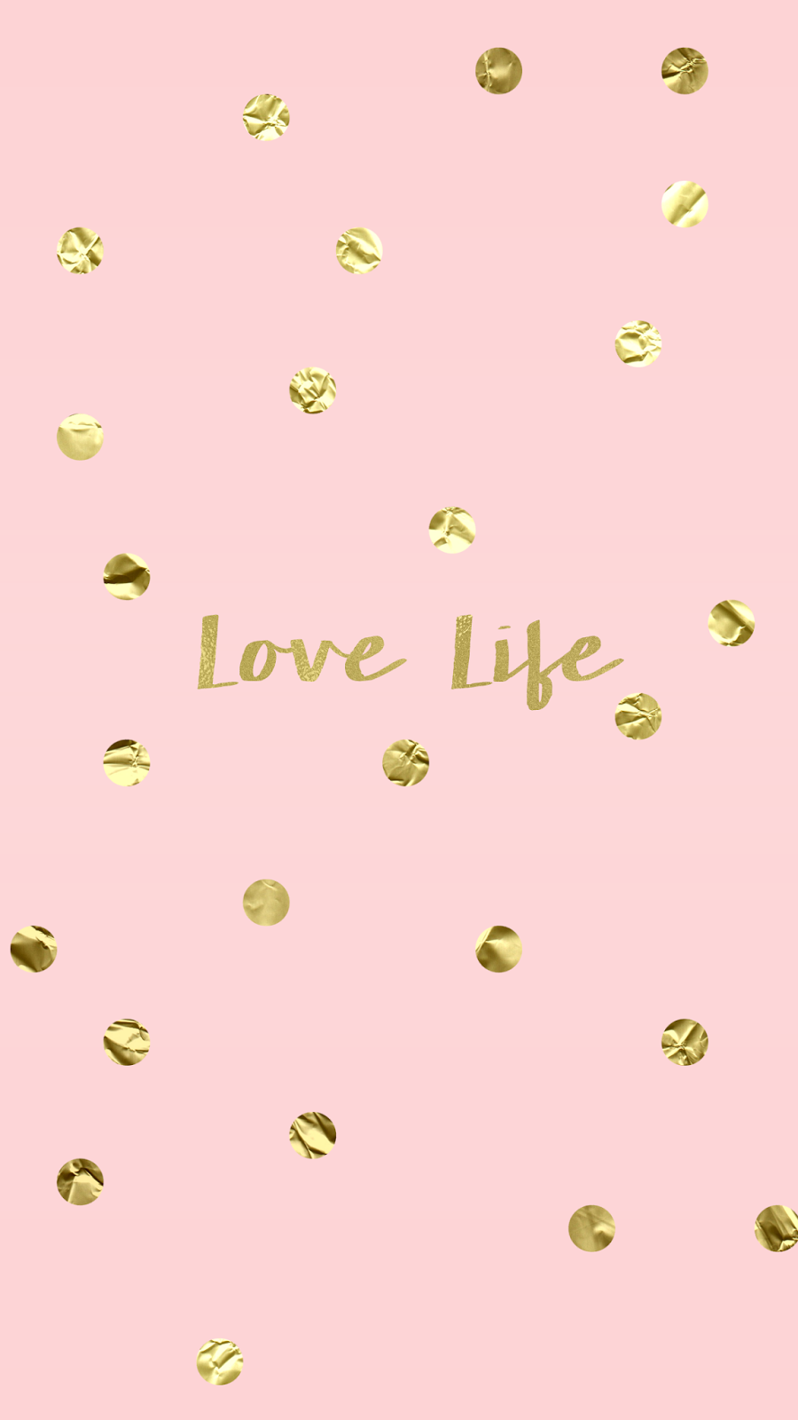 background-hd-iphone-gold-confetti-pink-love-life-wallpaper-wp30012002