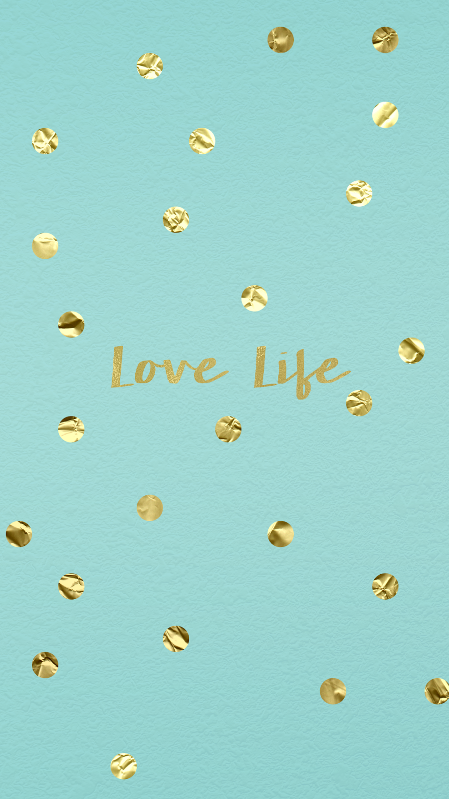 background-hd-iphone-gold-confetti-tiffany-blue-love-life-wallpaper-wp4210513