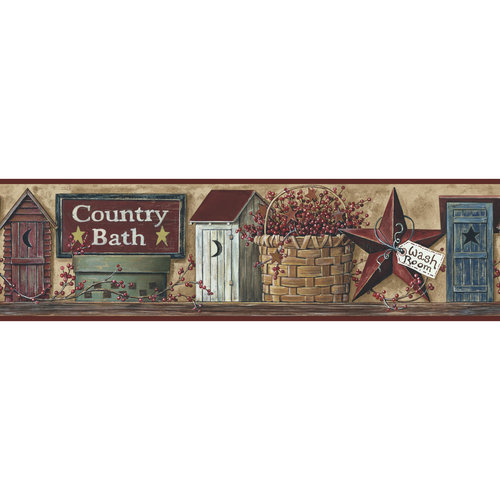 bathroom-borders-for-walls-and-Garden-Country-Bath-Border-Other-Home-Improvement-wallpaper-wp5603196