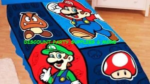 Super Mario wallpaper chambre