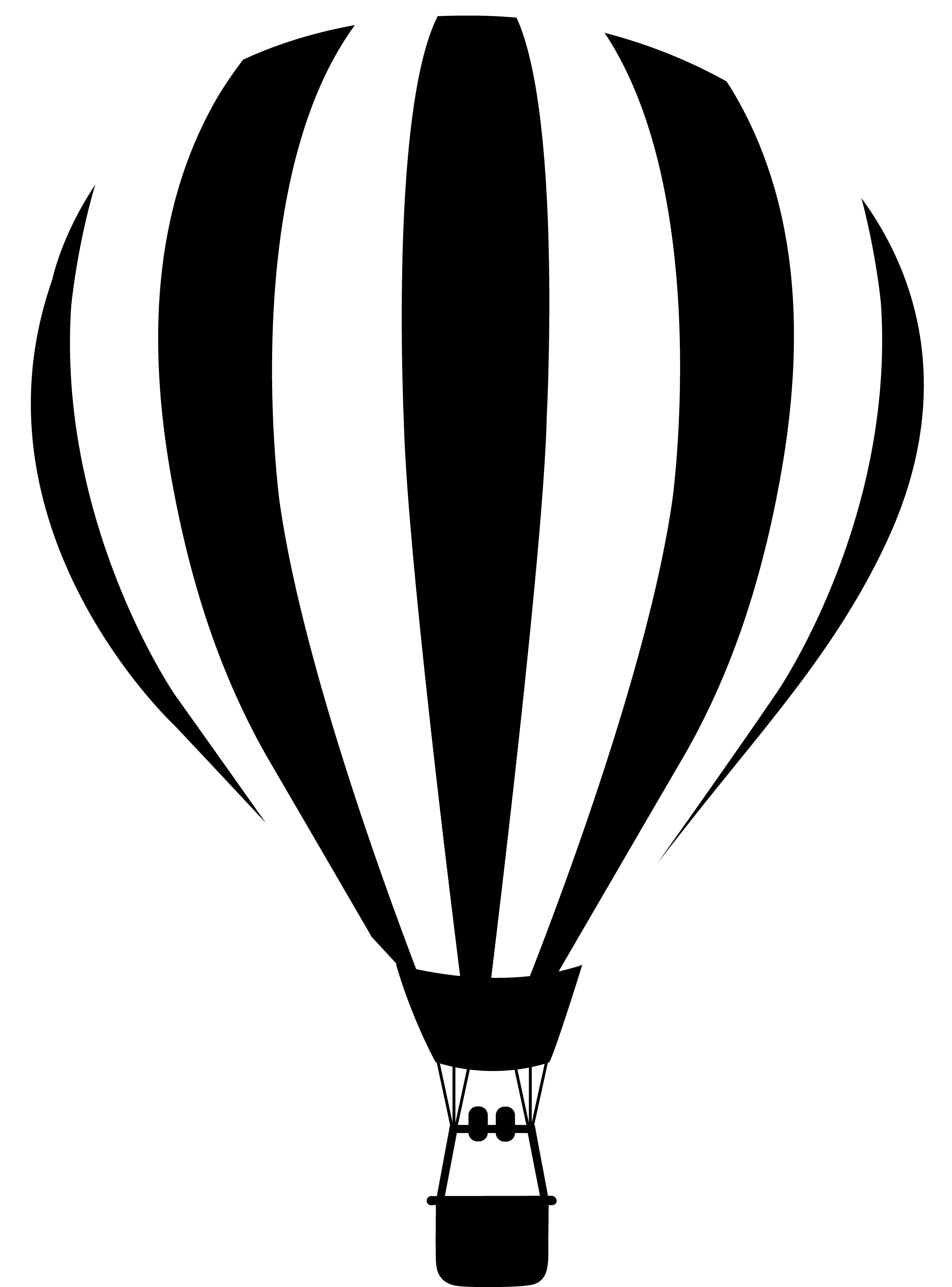 black-and-white-silhouette-images-Black-and-White-Striped-Hot-Air-Balloon-wallpaper-wp5403712