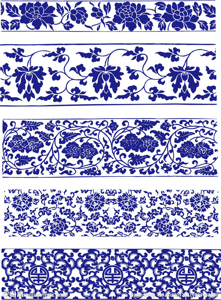 blue-and-white-porcelain-patterns-wallpaper-wp4405204