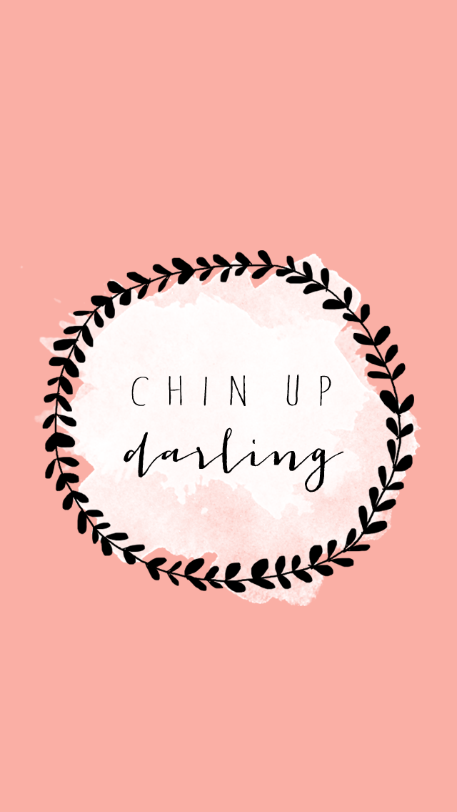 chin-up-darling-iphone-via-Miss-Audrey-Sue-wallpaper-wp5205168