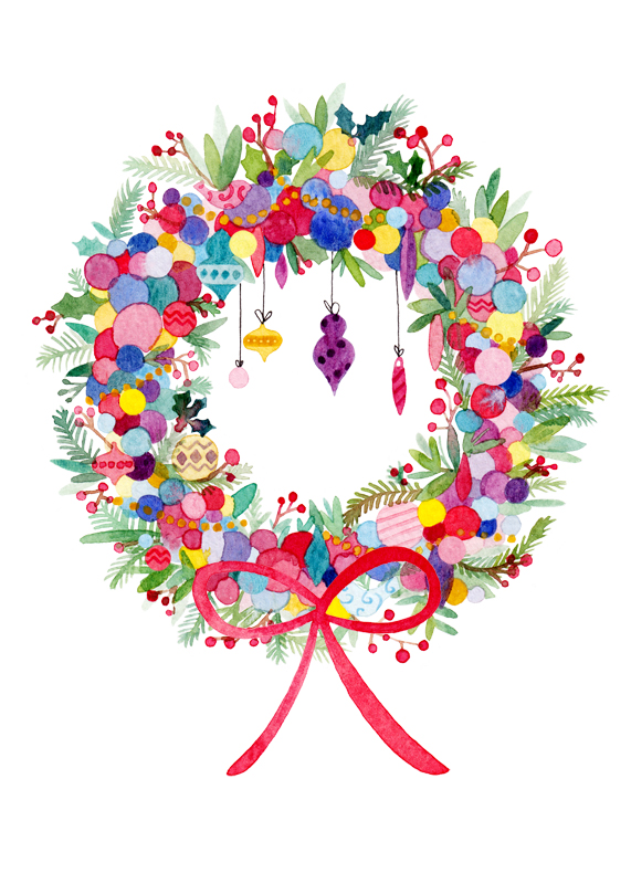 christmas-wreath-very-colourful-More-wallpaper-wp5205245