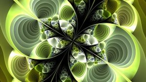 Fractal Art tapetti