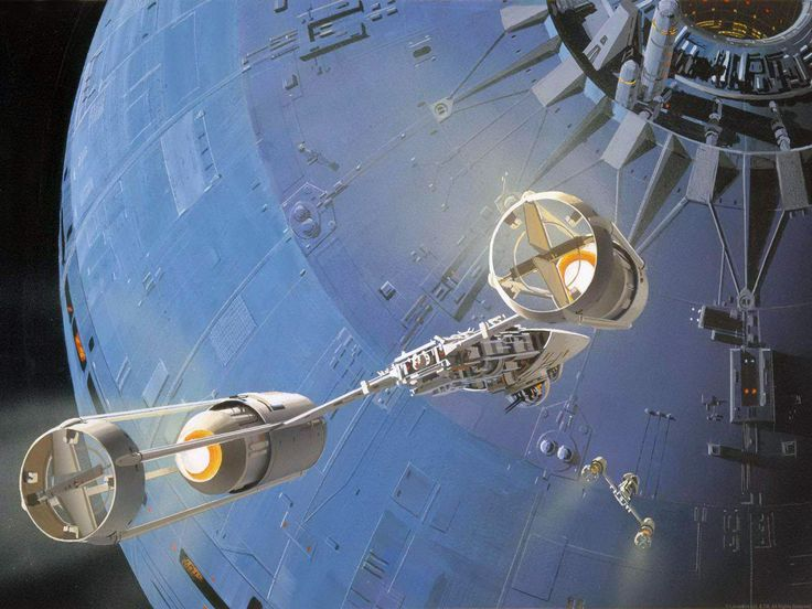 Ralph mcquarrie wallpaper