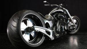 Chopper Bobber tapet