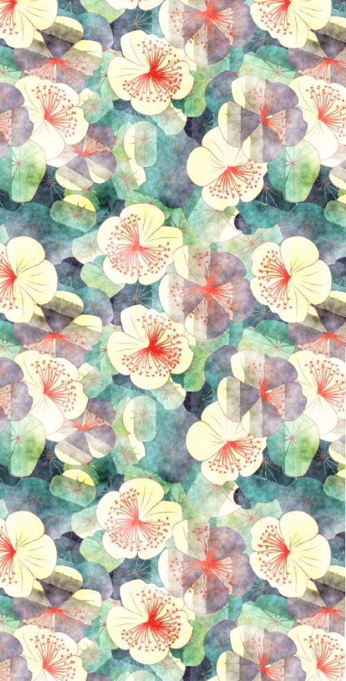 flower-pattern-myblueflamingo-wallpaper-wp5007601