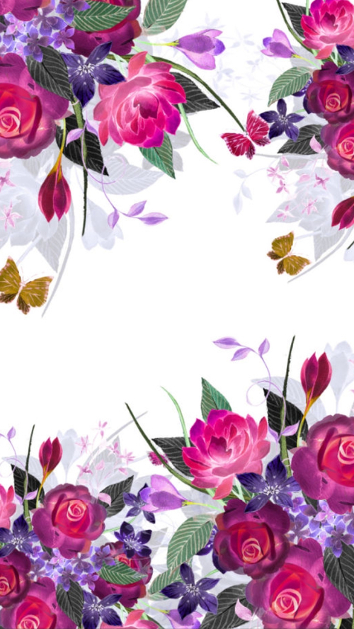flowers-and-background-image-on-We-Heart-It-wallpaper-wp5206618