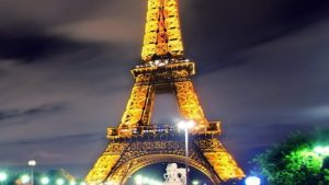 Eiffel toer live wallpaper