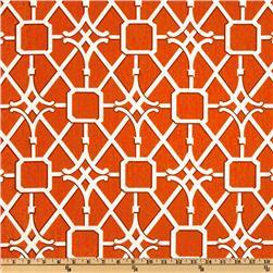 geometric-lattice-trellis-orange-white-wallpaper-wp5805962