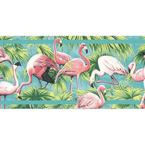 http-www-papermywalls-com-brewster-pink-aqua-flamingos-in-the-gr-border-b-wallpaper-wp4403658