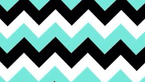 Chevron Tapete