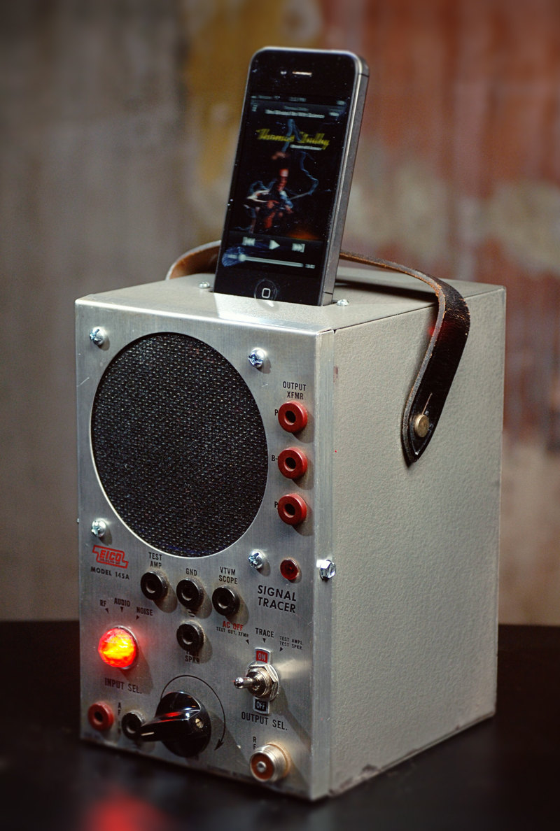 ipod-iphone-charging-station-with-speakers-from-vintage-radio-test-equipment-wallpaper-wp5605977