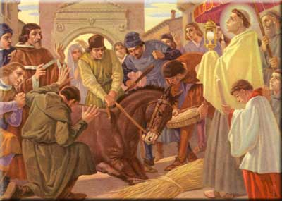 miracle-mule-refues-to-eat-but-bows-before-the-blessed-sacrament-when-presented-by-saint-Anthony-wallpaper-wp5807949-1