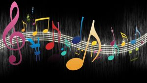music note wallpaper
