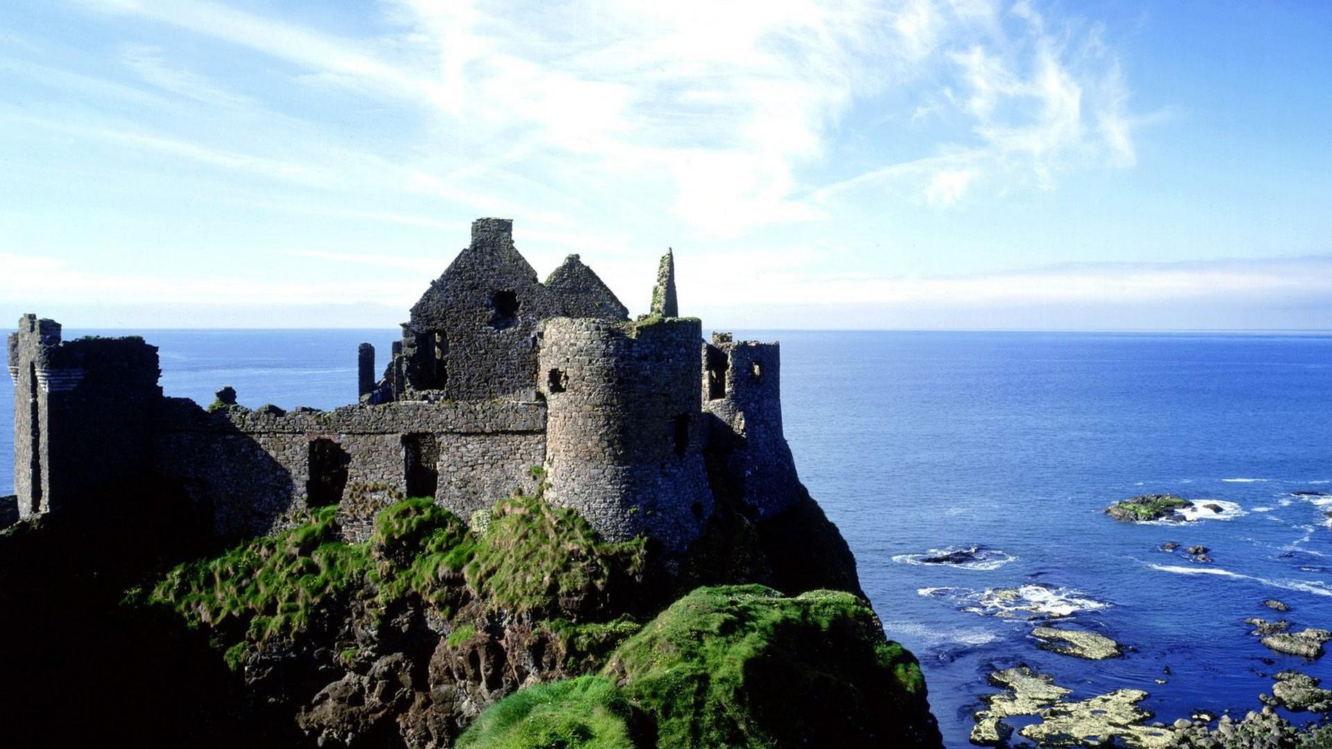 ruins-architecture-Ireland-dunluce-castle-x-wallpaper-wp428875-1