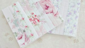 Shabby Chic Fabrics wallpaper