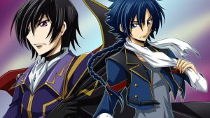 CODE GEASS AKITO THE EXILED wallpaper