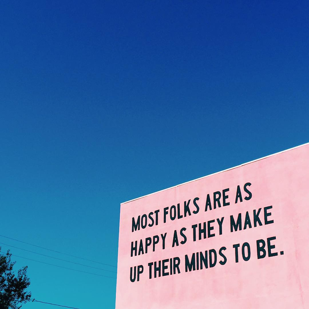 street-art-makes-me-so-happy-this-pink-wall-speaks-the-truth-doe-wallpaper-wp44011643