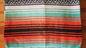 Mexican Blankets wallpaper