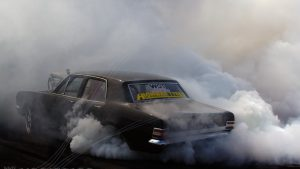 Australian Burnouts Tapete